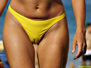 The beauty of the cameltoe